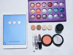 FaceBookIt: Makeup Inspired by David Levithan's Boy Meets Boy
