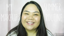 My Summer Makeup Routine